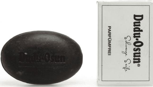 Ekologisk handtvål African Black Soap, Parfymfri - Dudu-Osun