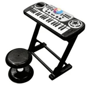 Keyboard med lystangenter