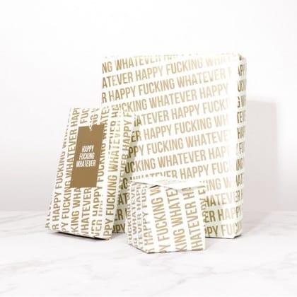 Kränkande presentpapper